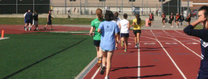 Cross country continues training