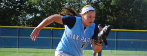 Softball success: Lady Oakies win game