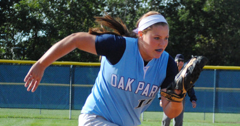 Softball success: Lady Oakies win game