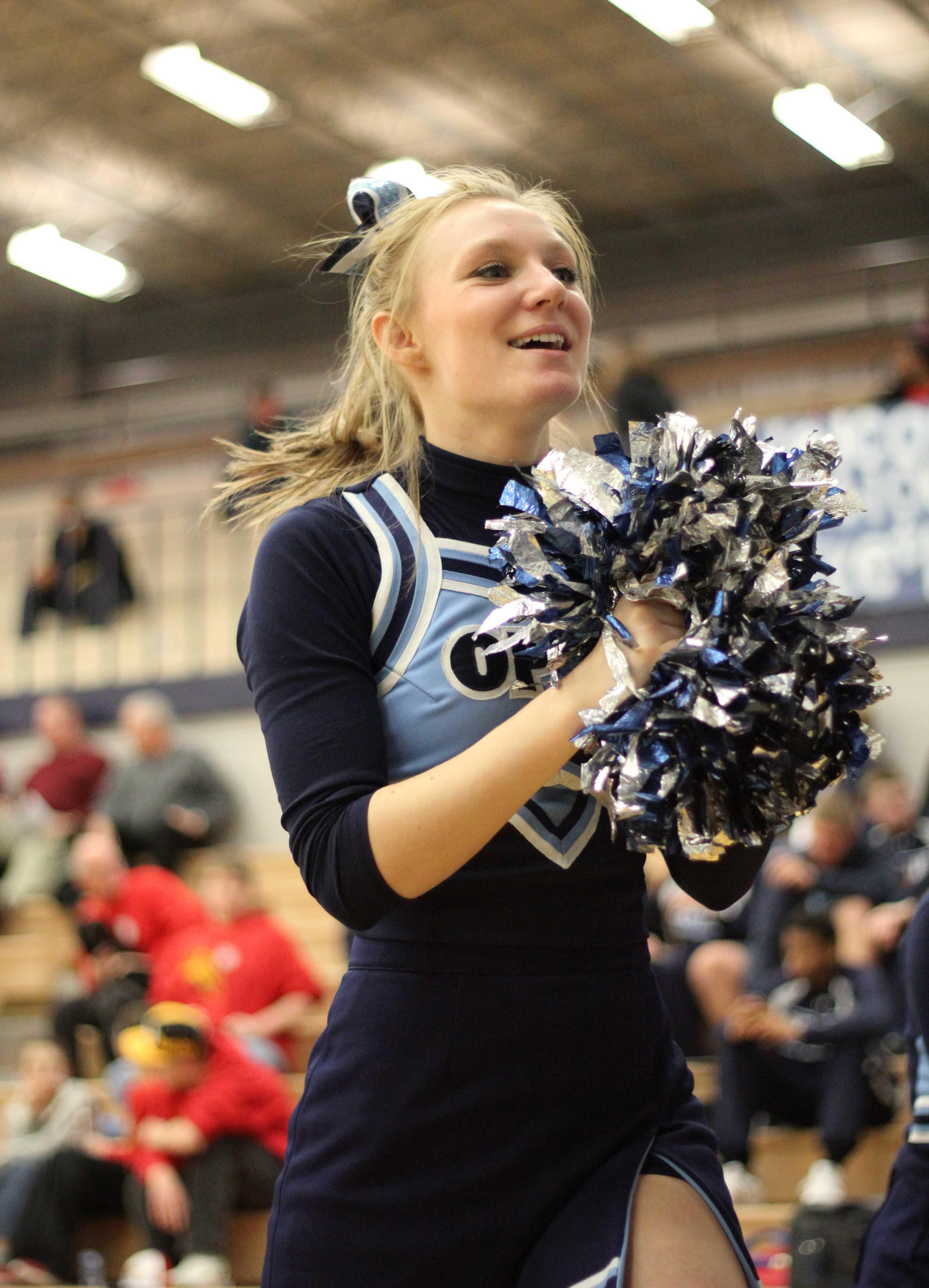 cheerleading essays captain