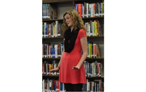 Poetry Out Loud turns it up with big turn out