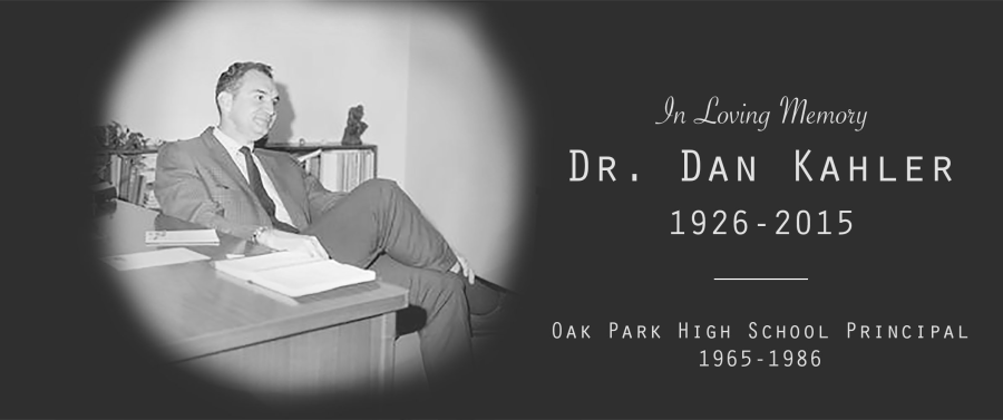First principal passed away on Tuesday