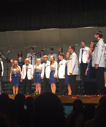 Happy Holidays from the Vocal Music Department