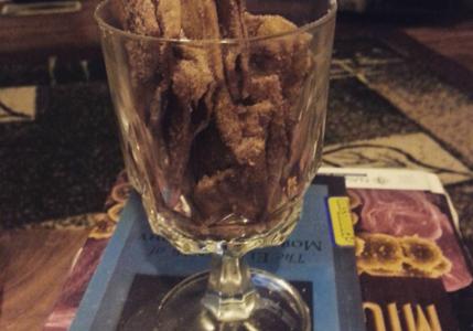 Recipe: Crispy Churro Chips!