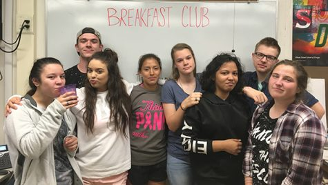 Photography Students Bring Breakfast to Class