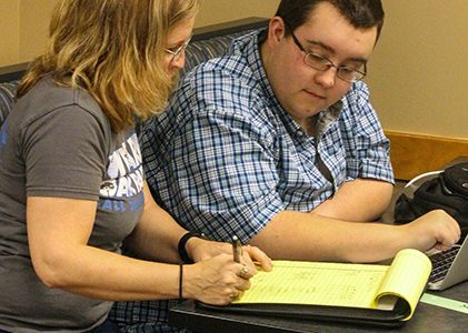Tutor Program Offers Assistance