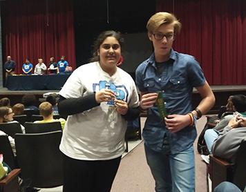 Science Olympiad places 15th