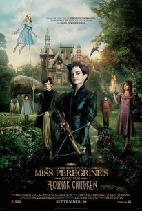 'Miss Peregrine's Home for Peculiar Children' Review