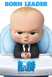 The Boss Baby – Movie Review
