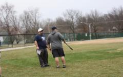 Varsity Baseball heads to T-Bone Stadium
