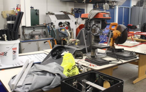OPHS Robotics Team Gears up