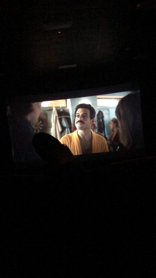 Watching the action has me dancing on the edge of my seat. Bohemian Rhapsody is worth a look.