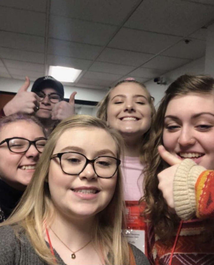 Thespians attend ThesCon