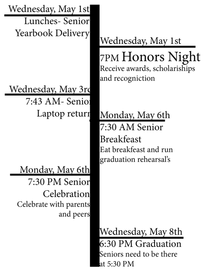 Events Celebrate Seniors