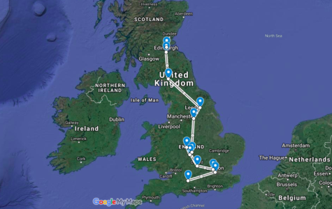 Crew and the Path
