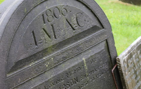 Spend a rainy afternoon in a Kirkcaldy cemetery