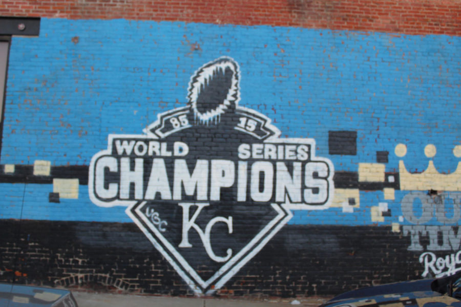 Kansas+City+Royals+World+Series+graffiti+can+be+found+in+the+Arts+district.+This+piece+was+painted+in+2015+after+the+Royals+won+the+World+Series.