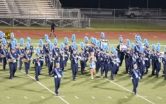 No matter the situation, band continues to play