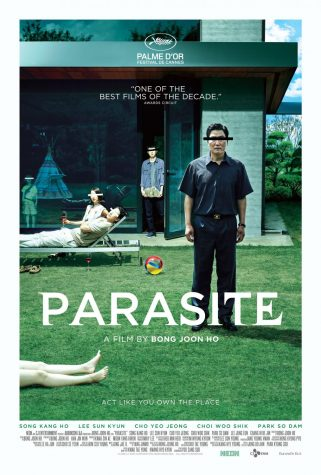 'Parasite' collects awards