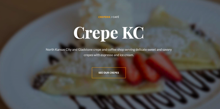Picture perfect crepes wait just around the corner
