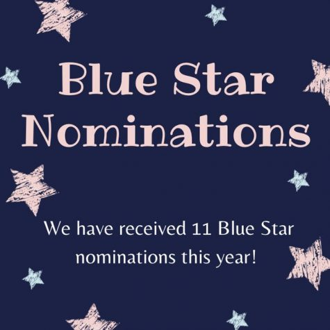 Theater takes 11 Blue Star Nominations