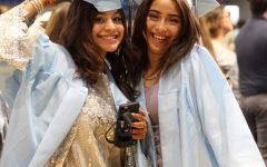 After the ceremony, graduates took photos with friends and family.