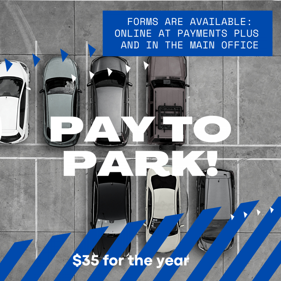 Paying to park returns to the student lot